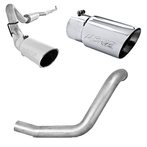 08-10 6.4 Powerstroke - Exhaust