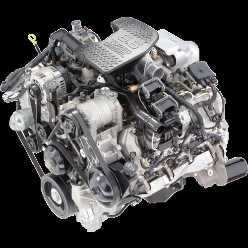 chevy 04 5 05 lly duramax engine