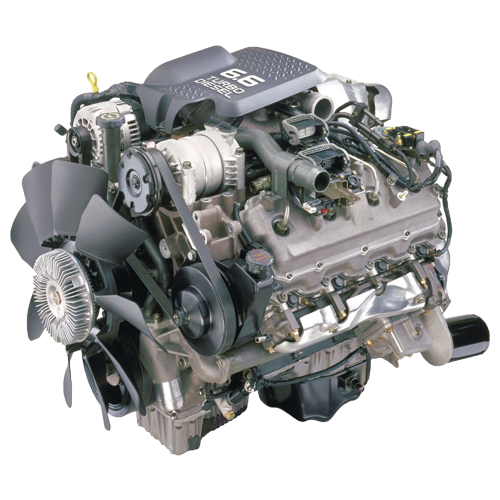 01-04 LB7 Duramax - Engine