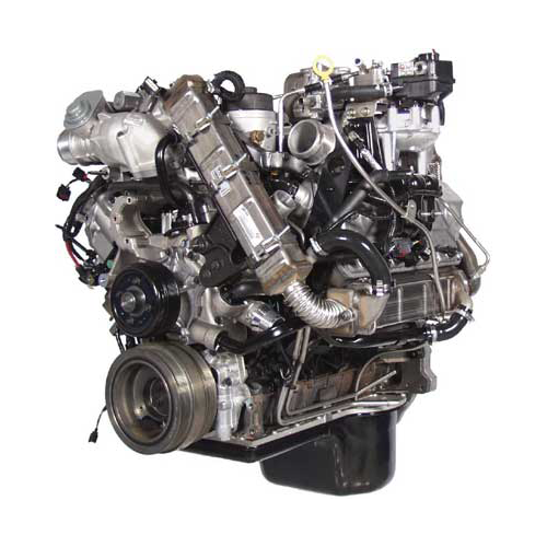 08-10 6.4 Powerstroke - Engine