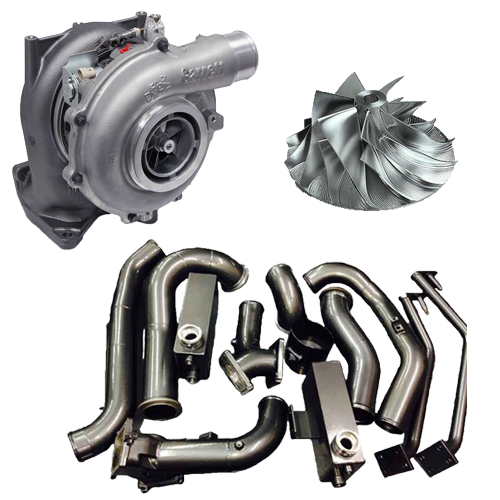 06-07 LBZ Duramax - Turbo Kits, Turbos, Wheels, and Misc