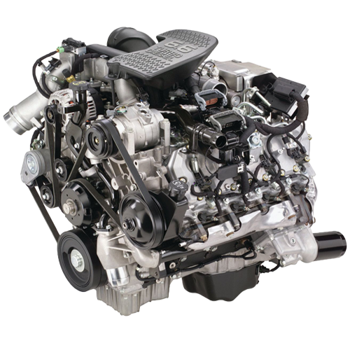 06-07 LBZ Duramax - Engine