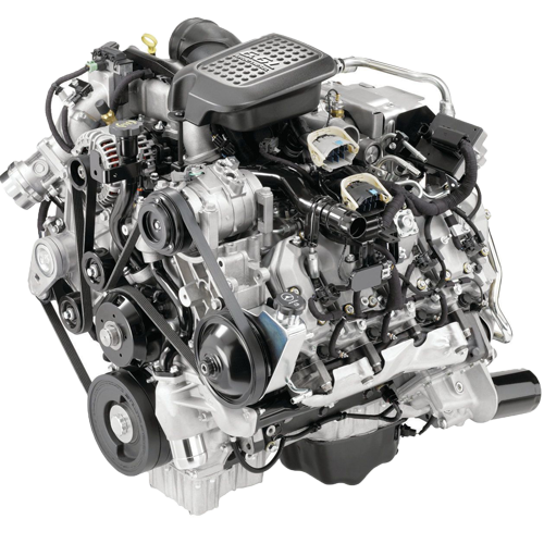 07.5-10 LMM Duramax - Engine