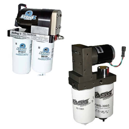 Chevy - 07 5-10 LMM Duramax - Fuel System - Lift Pumps