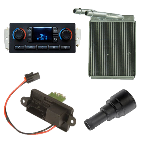 06-07 LBZ Duramax - Heating & Air Conditioning