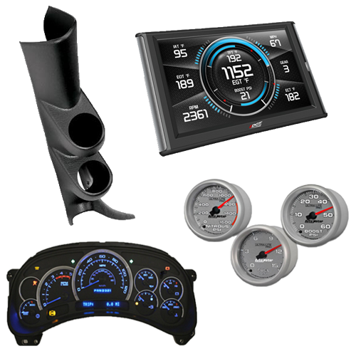 04.5-05 LLY Duramax - Instrument Clusters/Gauges