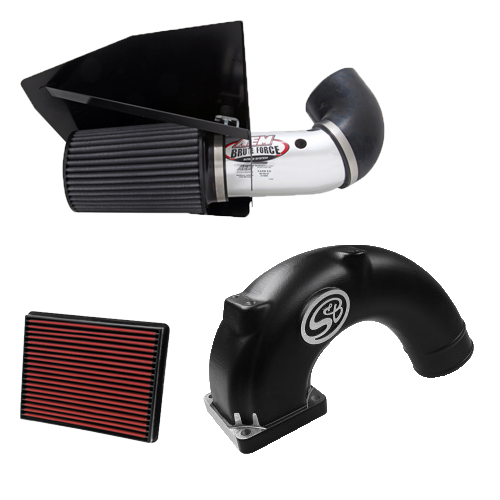 2010-2012 24 Valve 6.7L - Air Intake