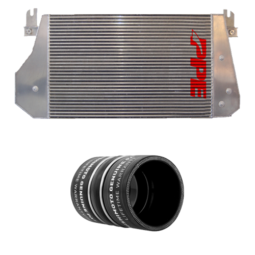 2003-2004 24 Valve, 5.9L Early - Intercoolers and Pipes