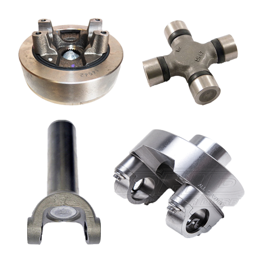 Axle and Differential - Universal Joints & Yokes
