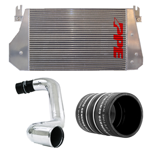 06-07 LBZ Duramax - Intercoolers and Pipes
