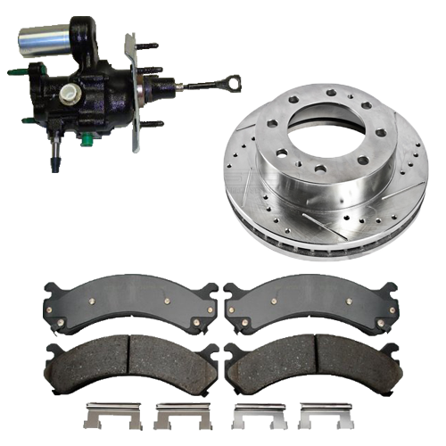06-07 LBZ Duramax - Brake Systems