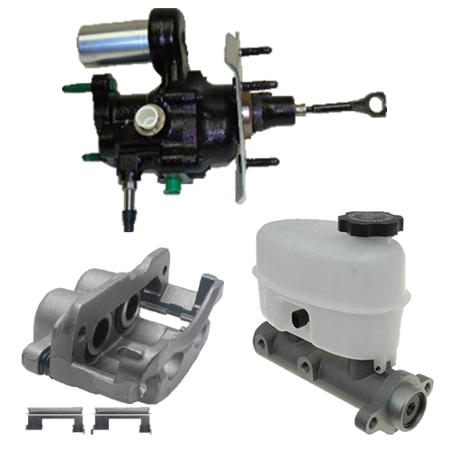 Brake Systems - Master Cylinder & Calipers