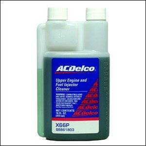 AC Delco - Duramax Upper Engine and Fuel Injector Cleaner