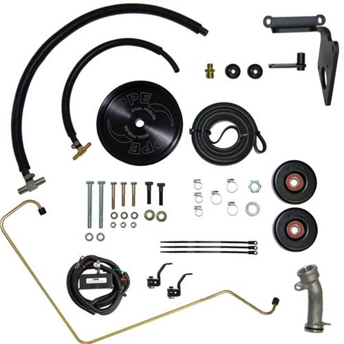 Pacific Performance Engineering - PPE Dual Fueler Kit no pump GM 06-07 LBZ