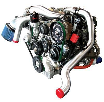Pacific Performance Engineering - PPE 4540 Compound Twin Turbo Kit GM Duramax