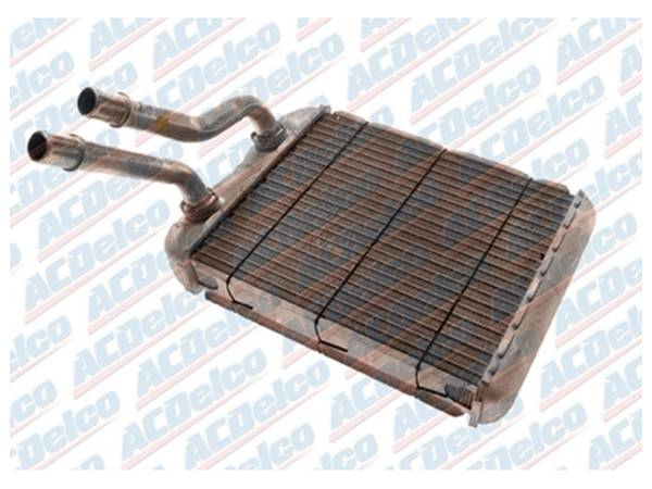 AC Delco - 01-14 DURAMAX 2500/3500 Diesel 6.6 Heater Core
