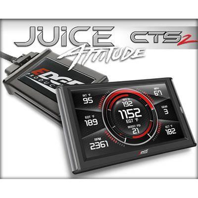 Edge - Edge 03-07 FORD POWERSTROKE (6.0L) JUICE W/ATTITUDE CTS2