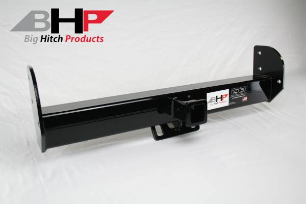 Big Hitch Products - BHP 03-14 Dodge Short/Long Bed BEHIND Roll Pan 2 inch Hidden Receiver Hitch