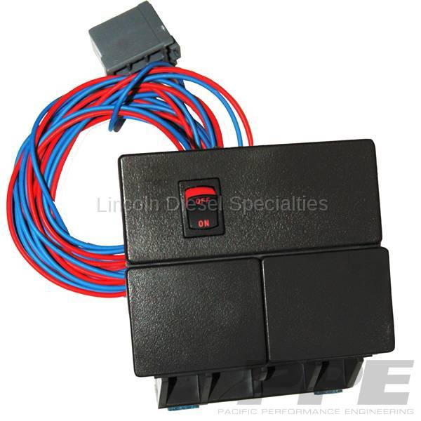Pacific Performance Engineering - PPE High Idle Valet Switch 2001-2002