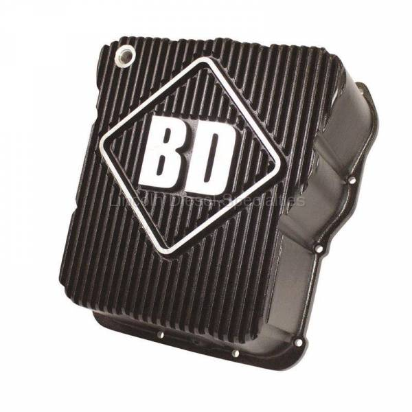 BD Diesel Performance - BD-Power Deep Sump Allison Transmission Pan - BlackFinish (2001-2016)