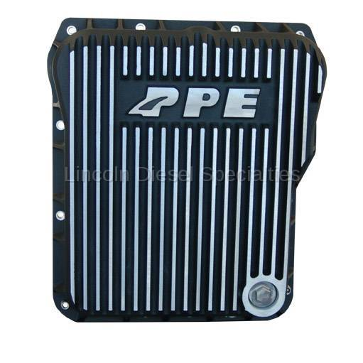 Pacific Performance Engineering - PPE Low Profile Aluminum Transmission Pan Brushed Finish
