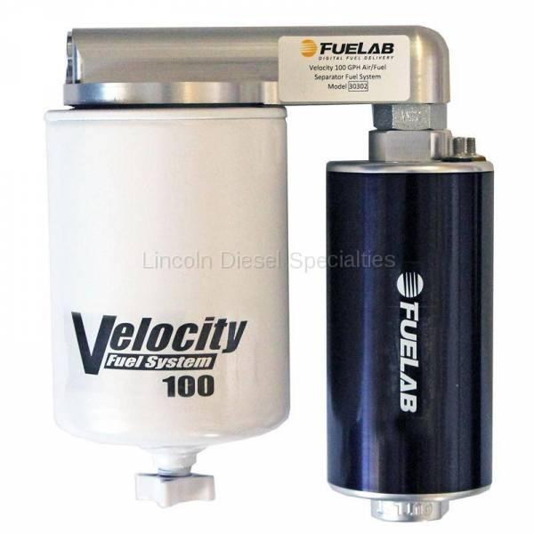 Fuel Lab - Fuelab Velocity 100 Fuel System