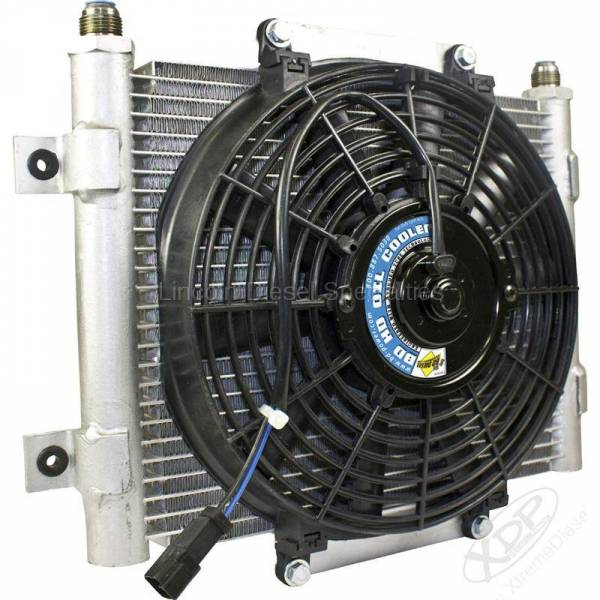 BD Diesel Performance - BD-Power Auxiliary Transmission Cooler (5/8)*