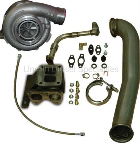 Pacific Performance Engineering - PPE GT40R Series Turbo Kit with Garrett GT4088R Turbo