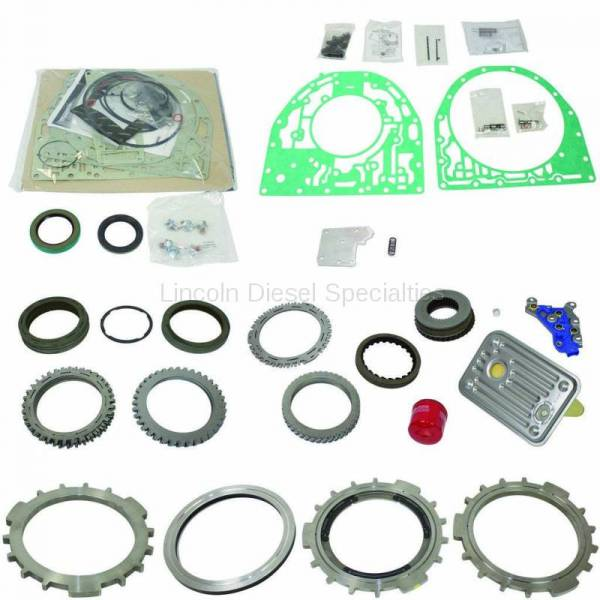 BD Diesel Performance - BD-Power Stage 4 Transmission ReBuild-It Kit