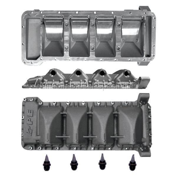 Pacific Performance Engineering - PPE Duramax Dry Sump Pan (2001-2013)