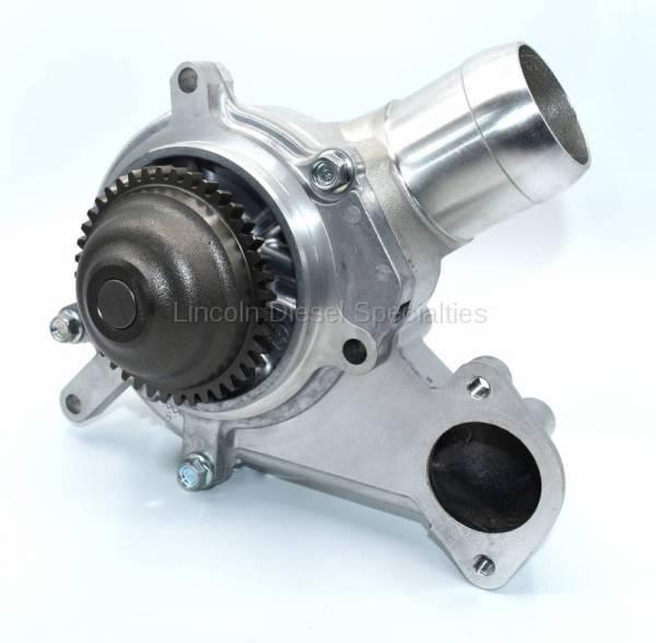 GM - GM OEM Duramax  Water Pump Assembly (2006-2016)