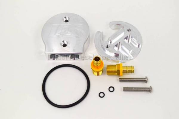 Lincoln Diesel Specialities - LDS Fuel Sump Kit with Return Port