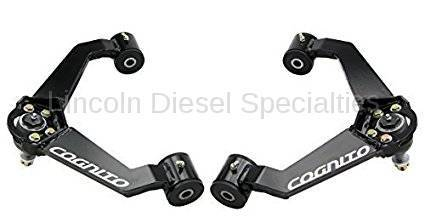 Cognito MotorSports - Cognito MotorSports Cognito Upper Control Arm Kit (2011-2019)