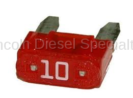 GM - GM OEM 10 Amp Multi Use Mini Fuse (2001-2014)