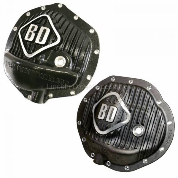 BD Diesel Performance - BD Diesel Performance Differential Cover Pack, Dodge/Cummins (2003-2012)