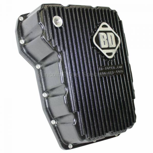 BD Diesel Performance - BD Diesel Performance Dodge/Cummins 68RFE,  Deep Sump Transmission Pan  (2007.5-2018)