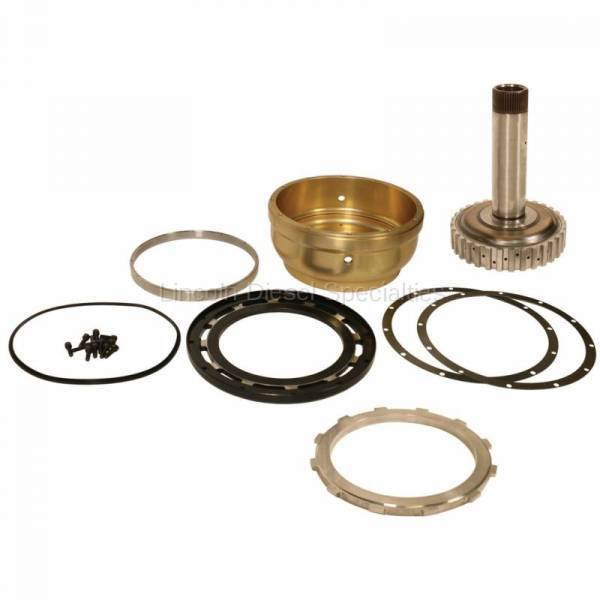 BD Diesel Performance - BD Diesel Performance, Dodge/Cummins 6.7L, Big Stack Shaft & Drum Kit ,68RFE  (2007.5-2018)