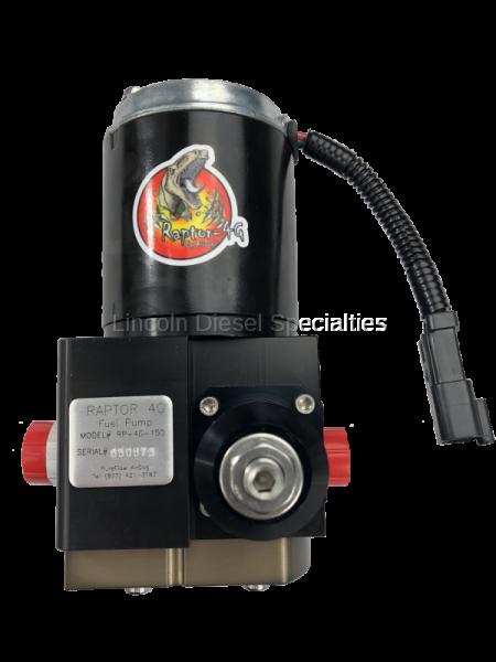 AirDog - AirDog Universal Raptor Pump, 150 gph up to 55 psi (Universal)