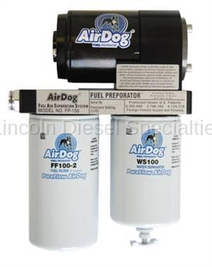 AirDog - AirDog FP-100 Lift Pump 2015-2016