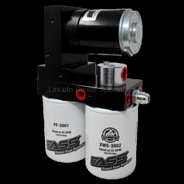 Fass - FASS Titanium Signature Series Diesel Fuel Lift Pump, 100GPH, Dodge Cummins 6.7L (2019-2020)
