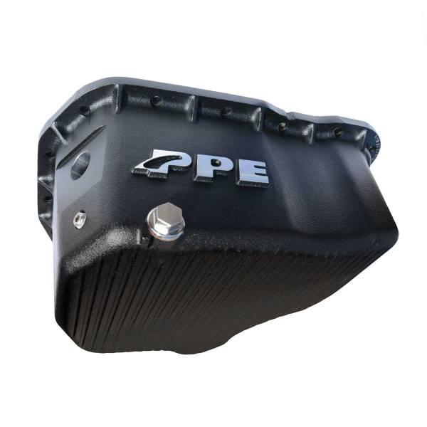 Pacific Performance Engineering - PPE High-Capacity Cast Aluminum Deep Engine Oil Pan Black (2001-2010)