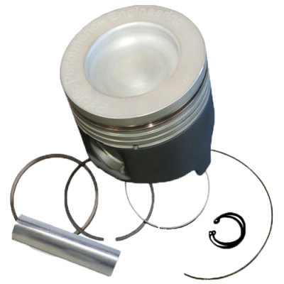 08-10 6.4 Powerstroke - Engine - Pistons & Rings