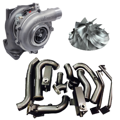 Chevy - 06-07 LBZ Duramax - Turbo Kits, Turbos, Wheels, and Misc