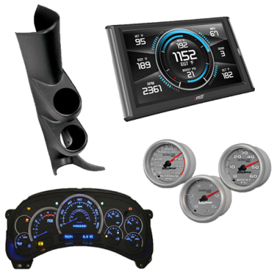 Chevy - 06-07 LBZ Duramax - Instrument Clusters/Gauges