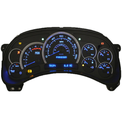 04.5-05 LLY Duramax - Instrument Clusters/Gauges - Cluster