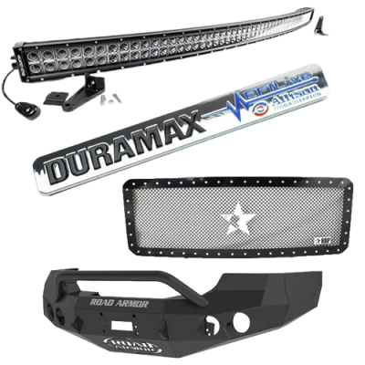 GM Duramax - 04.5-05 LLY Duramax - Exterior Accessories