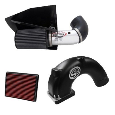 Dodge - 07.5-16 Common Rail 6.7 - Air Intake