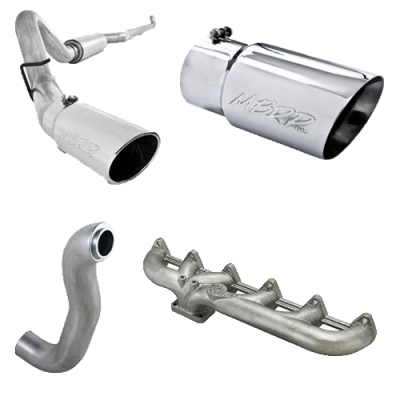 Dodge - 94-98 2nd Gen 12V 5.9 - Exhaust