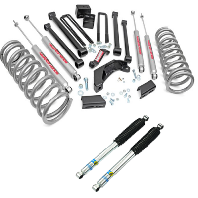 Dodge - 03-07 Common Rail 5.9 - Suspension