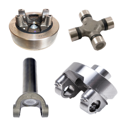 Universal Joints & Yokes